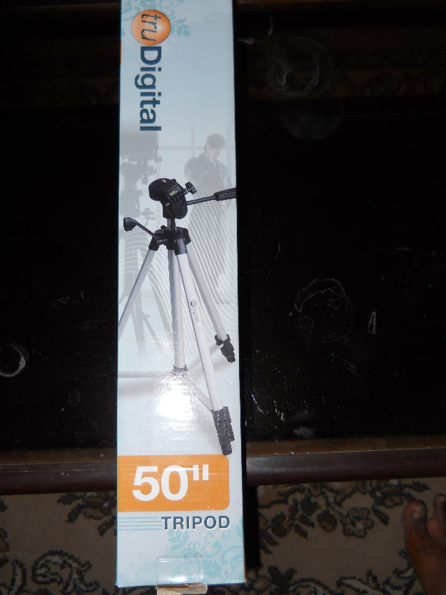 """digital"" tripod"